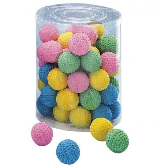 Nobby Cat toys - дунапренено топче 1 брой