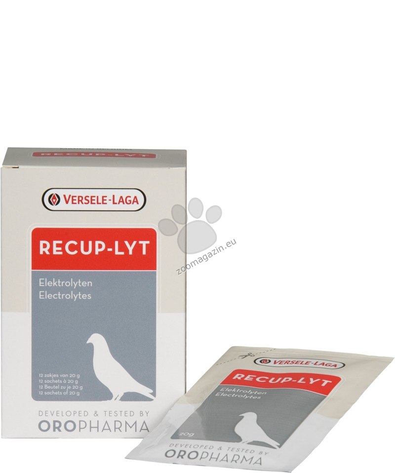 Versele Laga - Oropharma Recup-Lyt - електролити 240 гр.