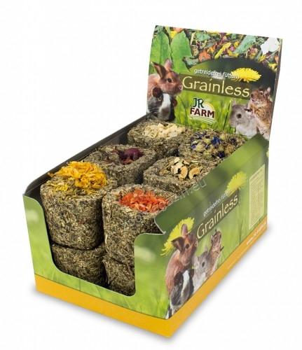 JR Farm Snack Bowl - кутия с вкусни лакомства  12 броя