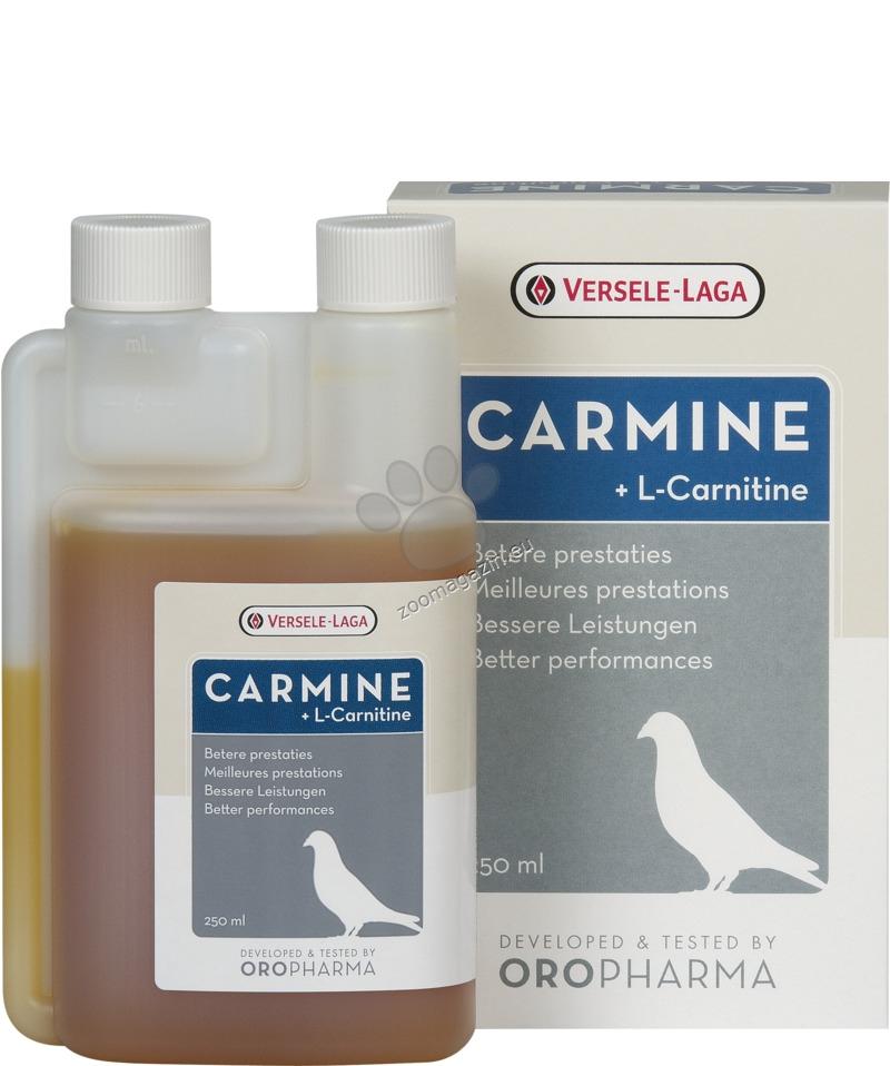 Versele Laga - Oropharma Carmine - L карнитин, аминокиселини и витамини 250 мл.