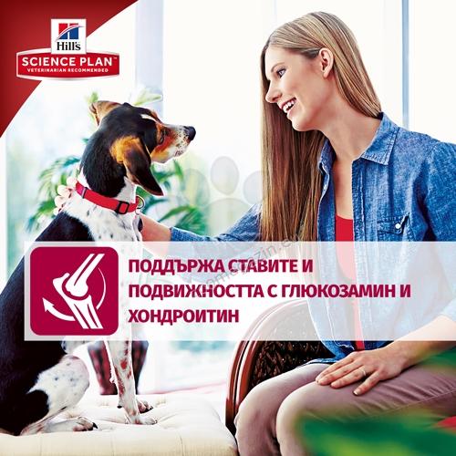 Изображение - Science Plan Canine Adult Advanced Fitness Large Breed Chicken - Пиле - Кучета от едри породи над 25 кг с умерени енергийни нужди на възраст от 1 до 7 години 12 кг.