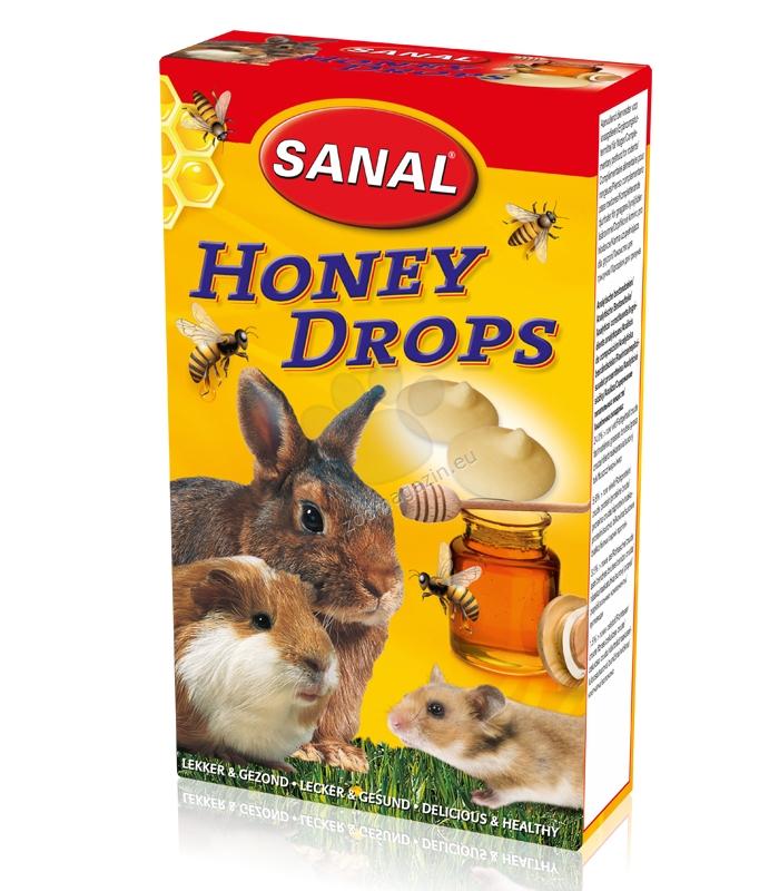 Sanal Rodent Honey Drops - деликатесно лакомство с мед 45 гр.