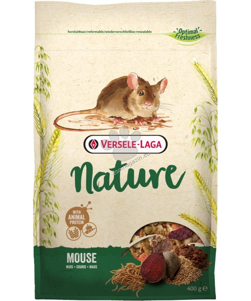 Versele Laga - Nature Mouse - пълноценна храна за мишки 400 гр.