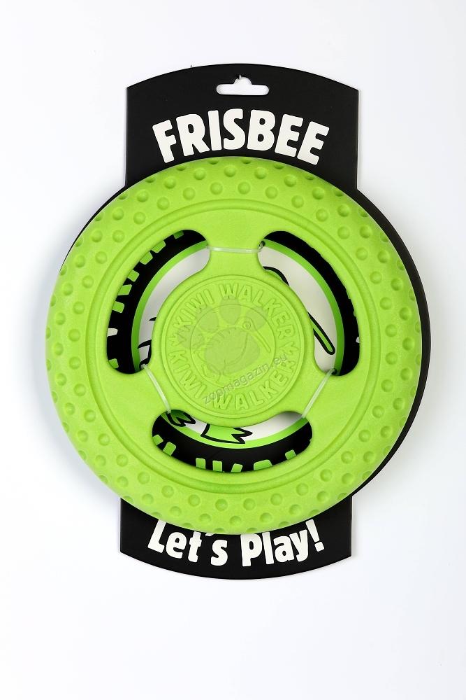 Kiwi Walker Frisbee Maxi - фризби 22 см. / жълто, зелено, синьо, розово /
