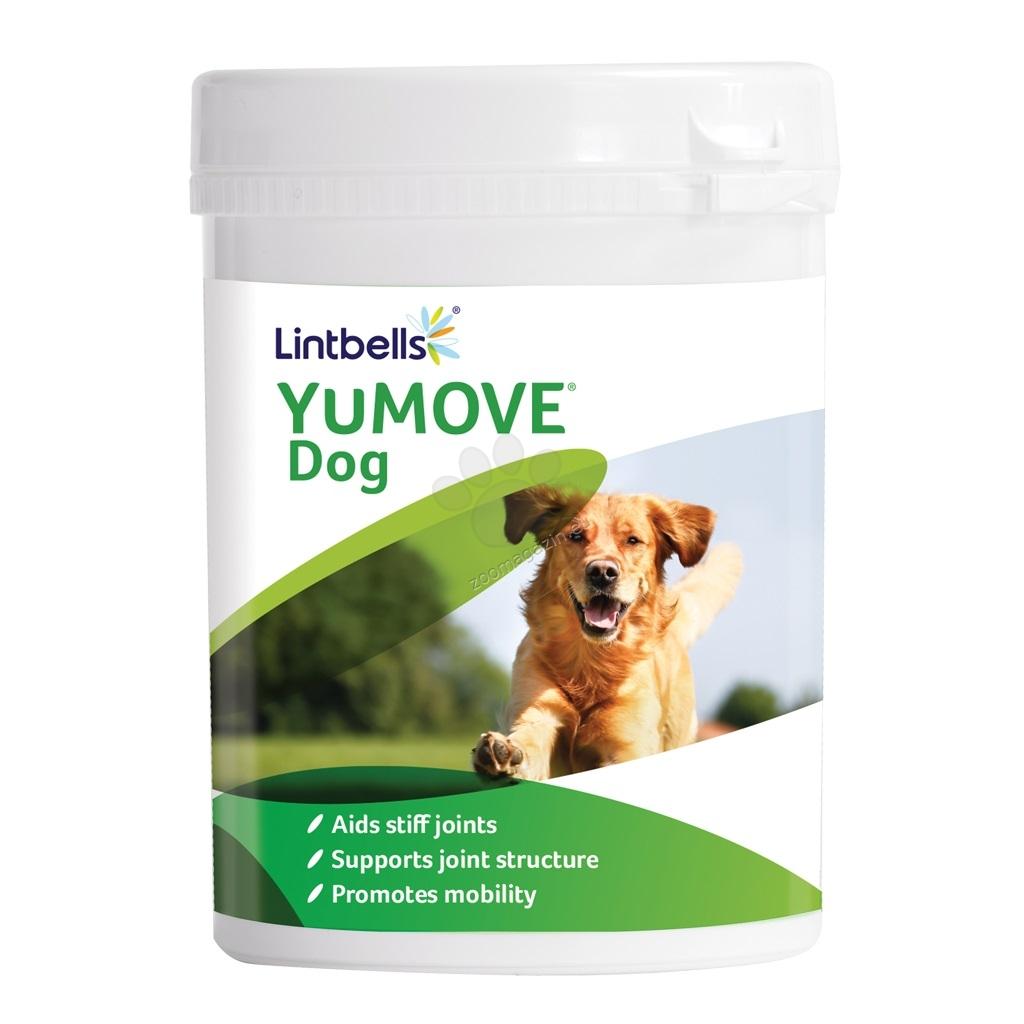 Lintbells - YuMOVE – овкусени таблетки за стави с екстракт от зеленоуста мида (за кучета) 300 таблетки