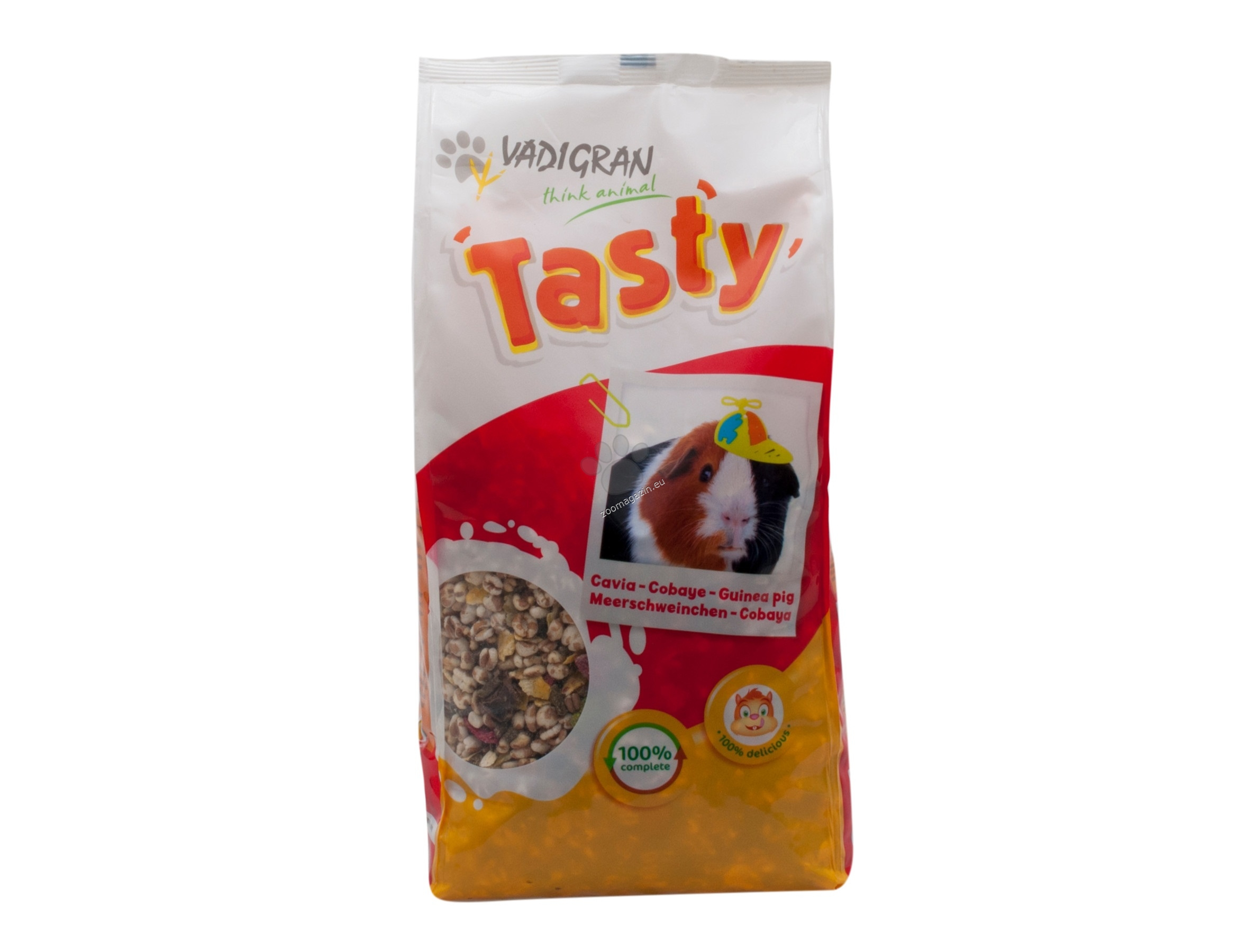 Vadigran - Tasty Guinea Pig - храна за морски свинчета 2 кг.