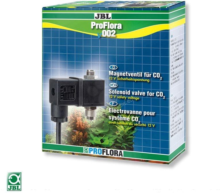 JBL ProFlora v002 / Magnetventil 12V / - електромагнитен клапан за спиране подаването на въглероден двуокис през нощта