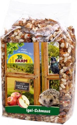 JR Farm Hedgehogs feast - храна за таралежи съдържа много плодове и животински протеини 500 гр.