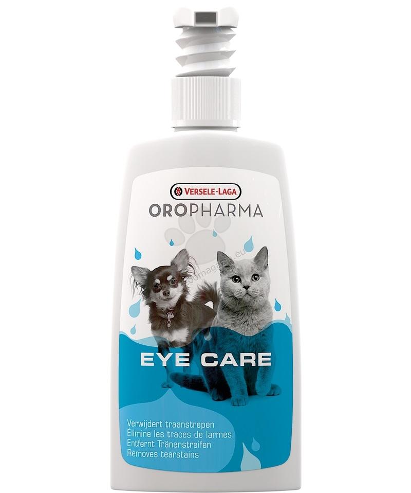 Versele Laga - Oropharma Еye Care - неутрален лосион с екстракт от метличина за почистване на сълзящи очи, както и на пътечките, които тези сълзи оставят  150 мл.