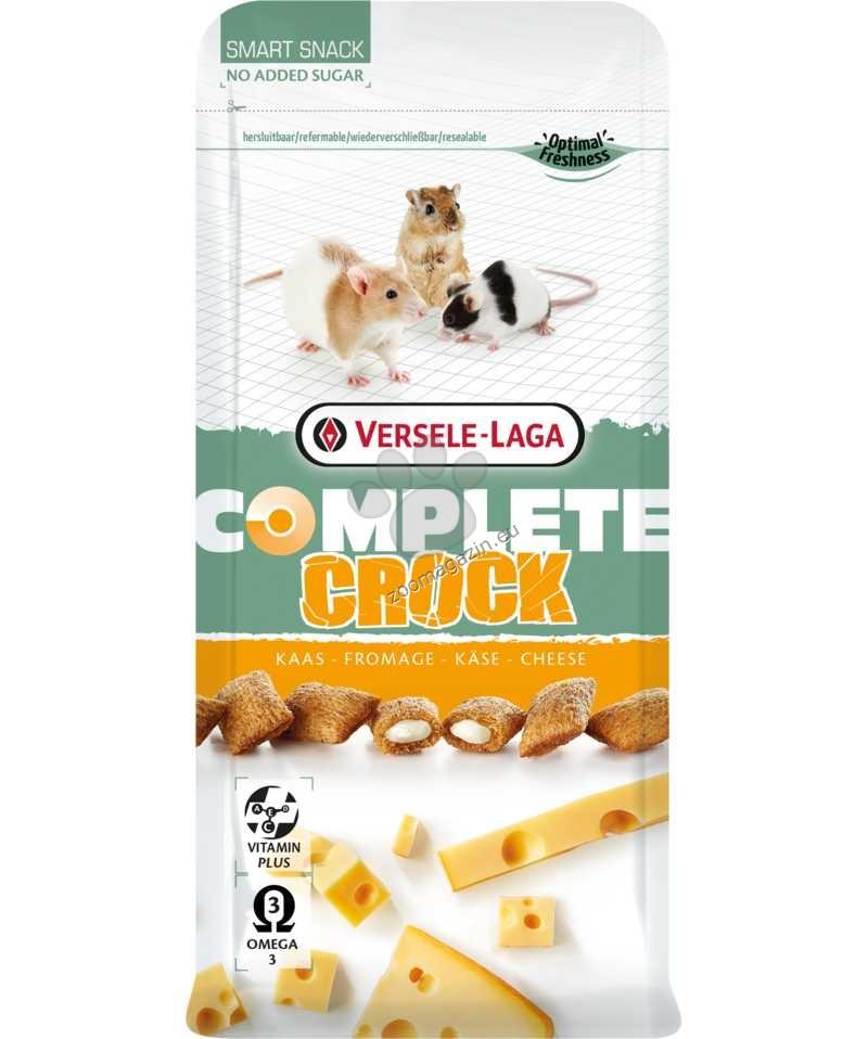 Versele Laga - Complete Crock Cheese - бисквитки с пълнеж с вкус на сирене 50 гр.
