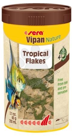 Sera Nature Vipan - основна храна без оцветители и консерванти 250 мл.
