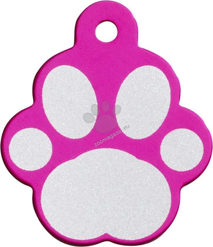 iMARC Paw Shaped Pink / голям /