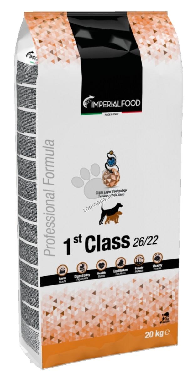 Imperial Food 1st Class - Суха храна за кучета селектирани породи, чистокръвни и изложбени кучета 20 кг.
