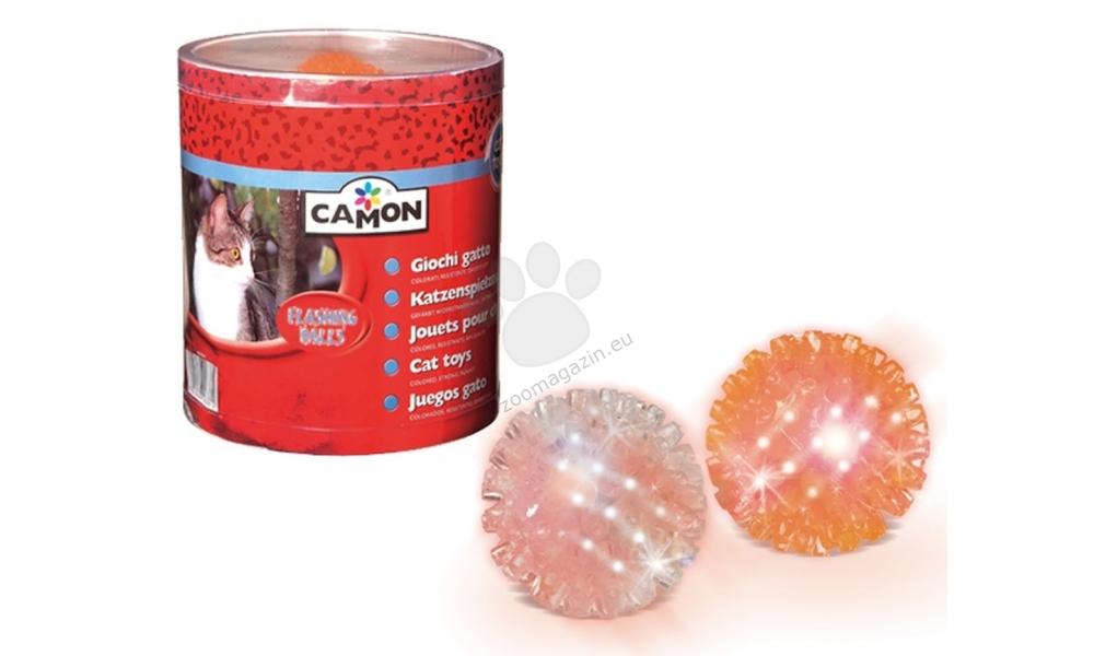 Camon Flashing balls 1 - светещо топче/грапаво/ 50 мм