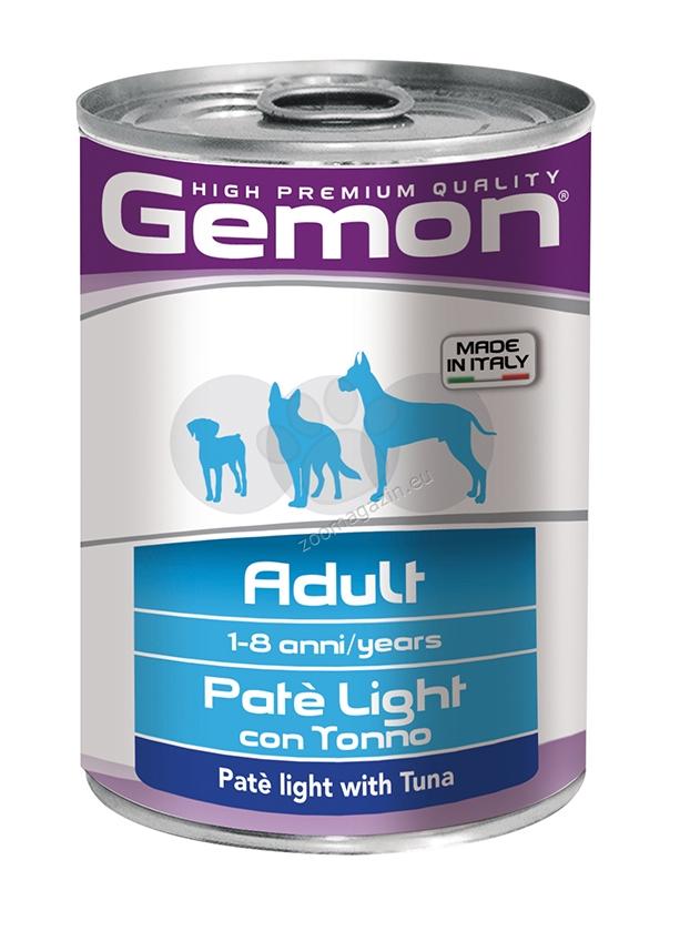 Gemon Tuna Adult Light - с риба тон, пастет 400 гр.