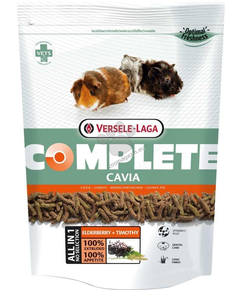 Versele Laga - Complete Cavia - пълноценна екструдирана храна за морски свинчета 500 гр.