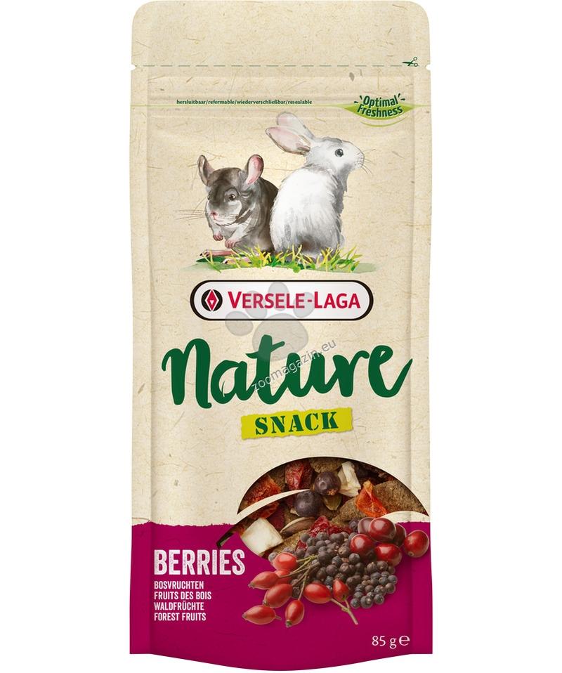 Versele Laga - Nature Snack Berries - вкусно лакомство с горски плодове 85 гр.