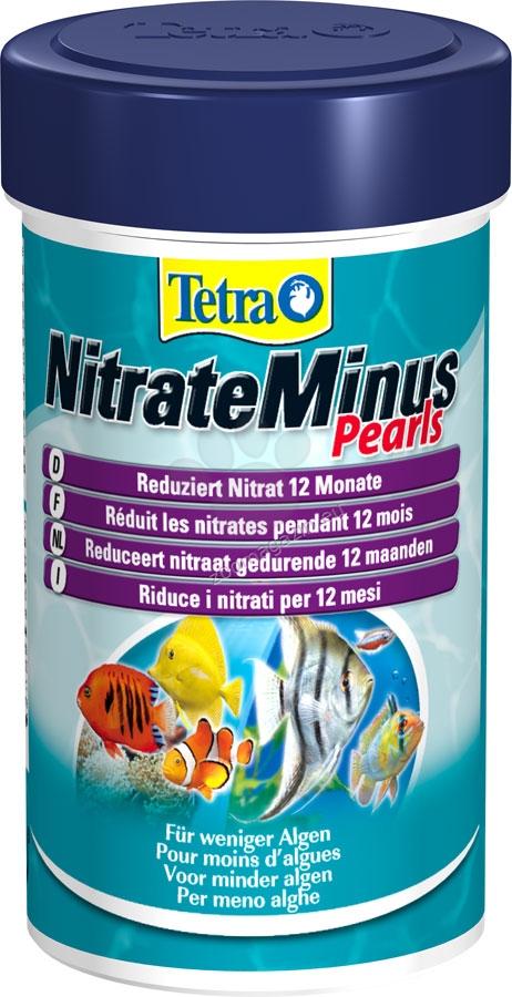 Tetra - NitrateMinus Pearls - препарат за премахване на нитрати от водата 100 мл.