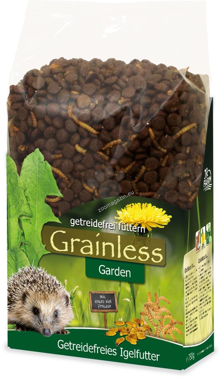 JR Farm Grainless Hedgehog - беззърнена храна за таралежи 200 гр.