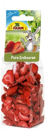 JR Farm Strawberries - ягоди, внимателно изсушен специалитет за разнообразно и балансирано хранене 20 гр.