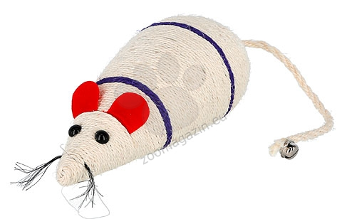 Kerbl Sisal Toy Mouse - котешка драскалка 31 / 13 / 10 см.