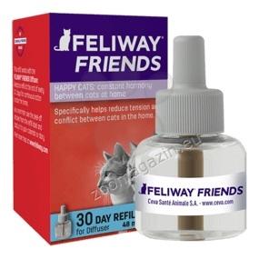 Ceva Feliway Friends - спомага за създаване на хармония в дом с повече от една котка / пълнител /