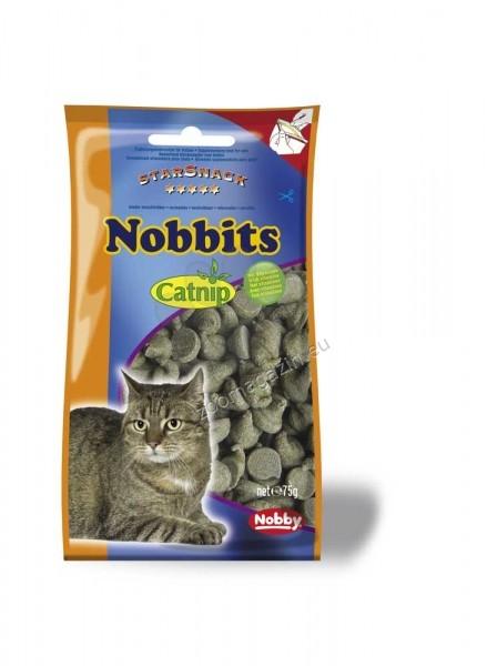 Nobby Nobbits Catnip - деликатесно лакомство 75 гр.
