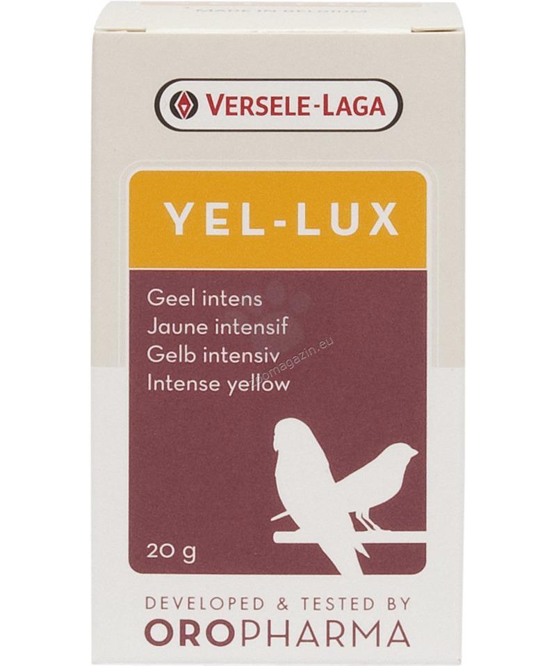 Versele Laga - Oropharma Yel - Lux - оцветител за интензивен жълт цвят 200 гр.