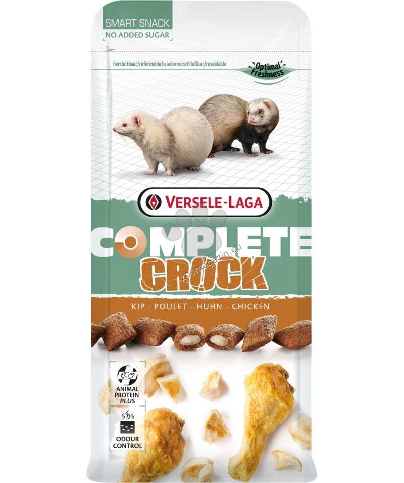 Versele Laga - Complete Crock Chicken - бисквитки с пълнеж с вкус на пиле 50 гр.