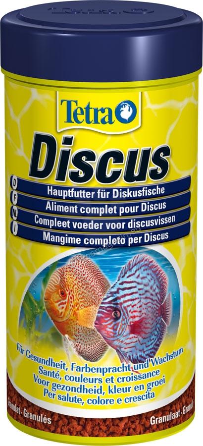 Tetra - Discus - специализирана храна за дискуси и скаларии 1000 мл.