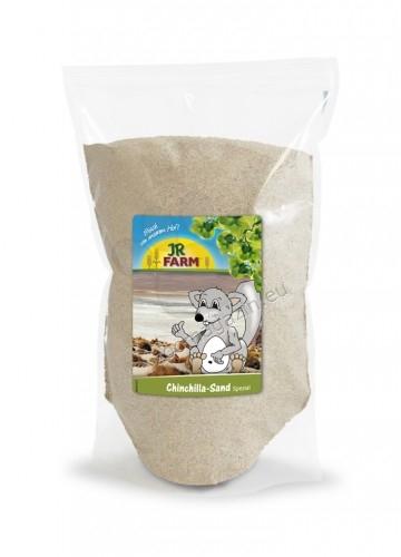 JR Farm Chinchilla Sand - специален пясък за чинчили поддържащ козината им 1 кг.