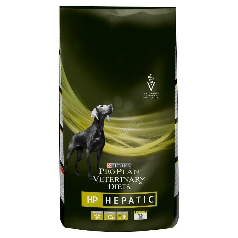 Purina Hepatic HP - за кучета с чернодробни заболявания 3 кг.