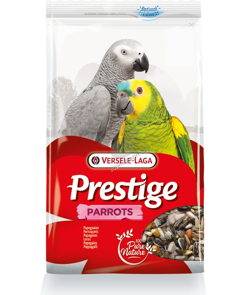 Versele Laga - Prestige Parrots - пълноценна храна за големи папагали 3 кг.