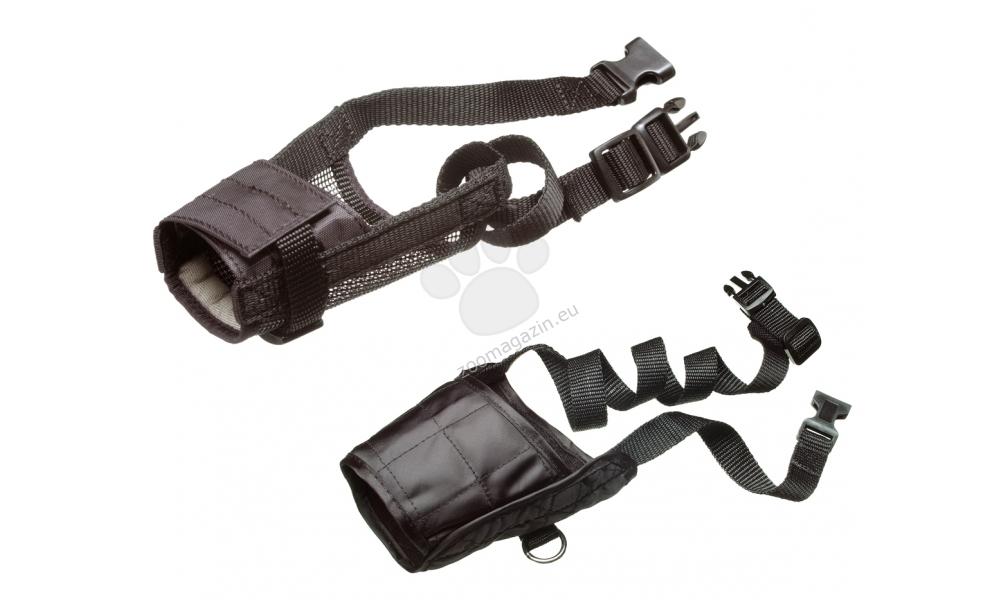 Camon Adjustable nylon dog muzzle M - регулируем намордник за кучета с тегло до 20 кг.
