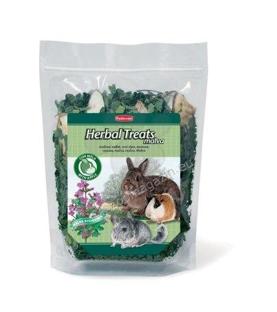Padovan Herbal treats - деликатесно сено /малва и ябълки/ 170 гр.