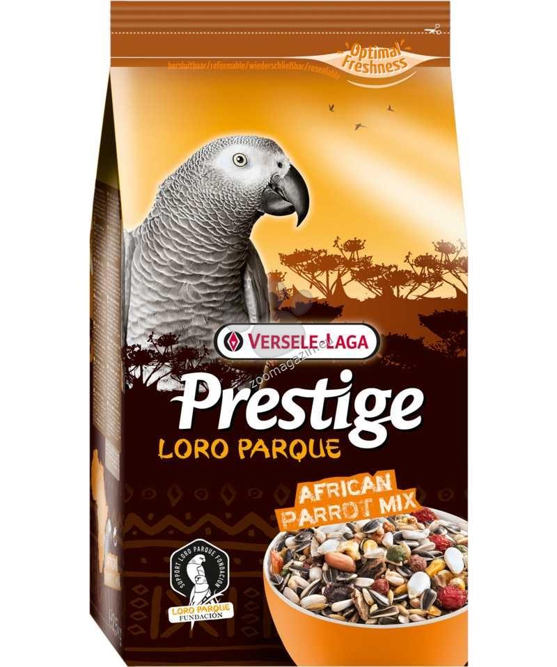 Versele Laga - Premium Prestige African Parrot - пълноценна храна за африкански големи папагали 15 кг.