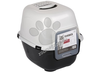 M-Pets Thebes - закрита котешка толаетна 50 / 42 / 47 см.