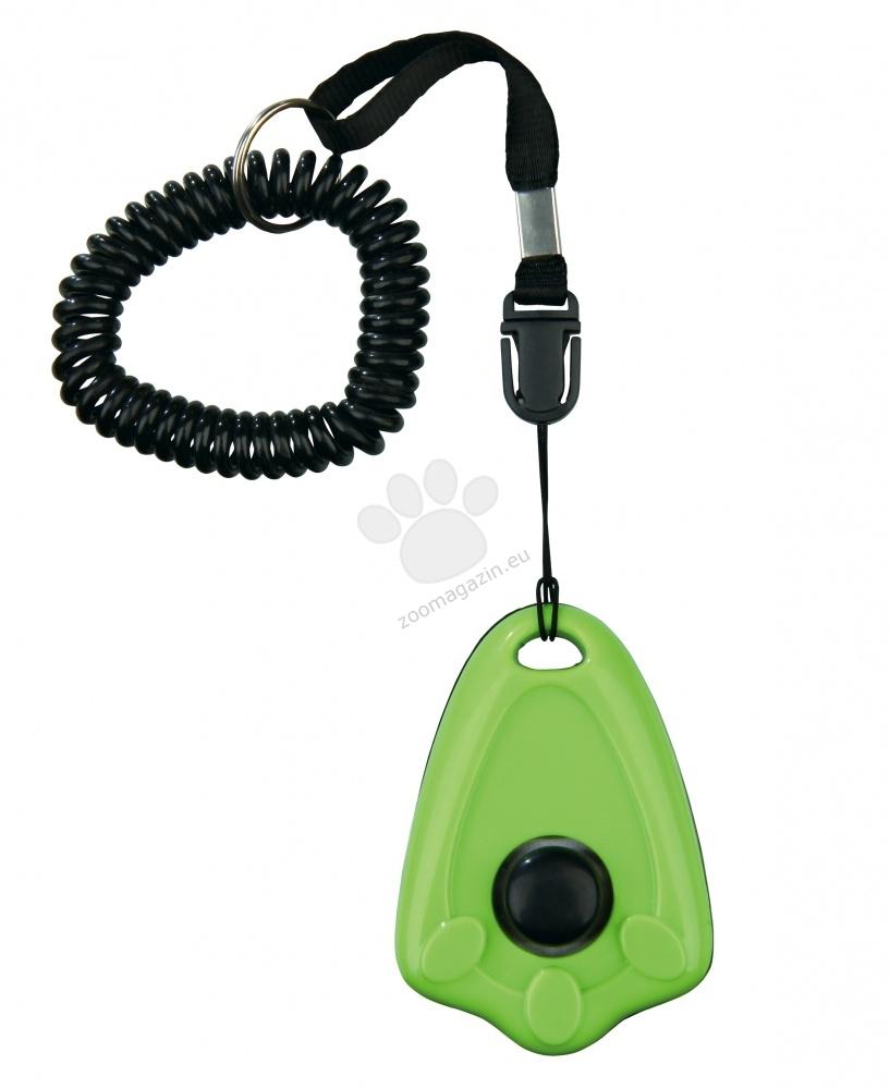 Trixie - Clicker - кликер за обучение / зелен, черен /