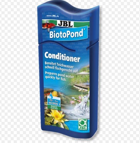 JBL BiotoPond - стабилизатор на водата в езерата с алое вера - 2500 мл.