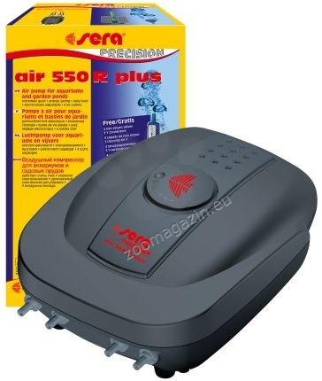 Sera - Air 550 R plus - помпа за въздух 550 л/ч