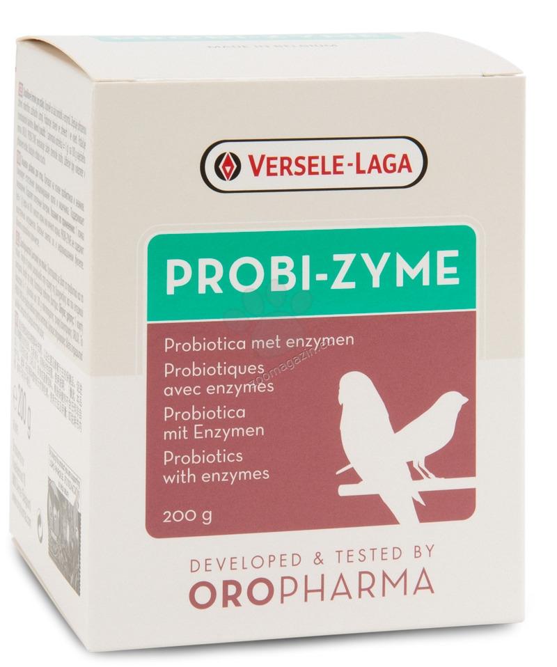 Versele Laga - Oropharma Probi - Zyme - комбинация от пробиотици и ензими за чревния тракт 200 гр.