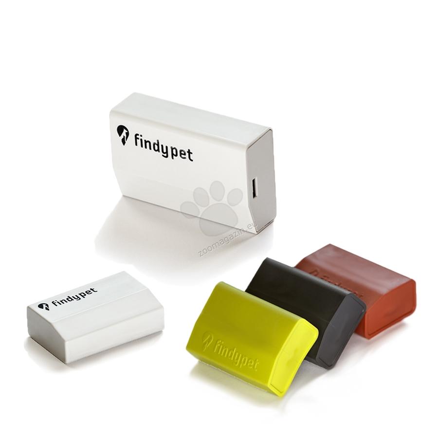 FindyPet - калъф за тракер / кафяв, зелен, сив /