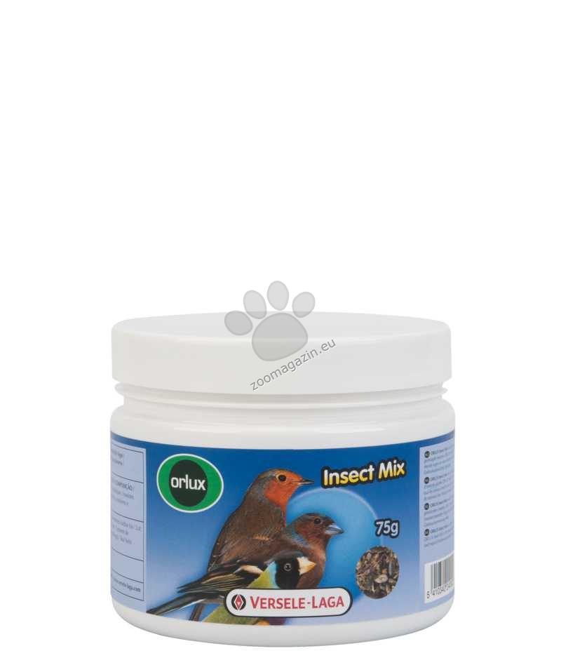 Versele Laga - Orlux Insect Mix - сушени насекоми за насекомоядни птици  75 гр.