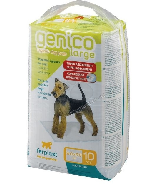 Ferplast - Genico Large Pads - абсорбиращи памперси 10 бр. 60/90 см.