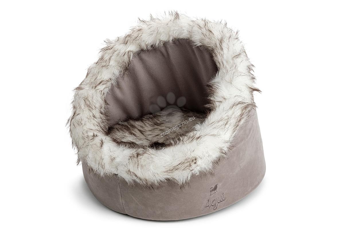 Agui Wild Igloo - котешко иглу 40 / 32 см. / кафяво, сиво /