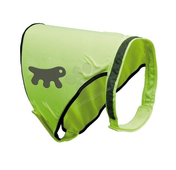 Ferplast Reflex jacket medium - αντανακλαστικό γιλέκο για σκύλους με περίμετρο λαιμού A: 30÷48 cm - B: 61÷70 cm