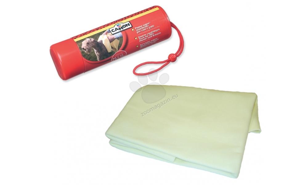 Camon Super absorbing cloth - πετσέτα για μπάνιο,μικροΐνες 66 / 43 cm.