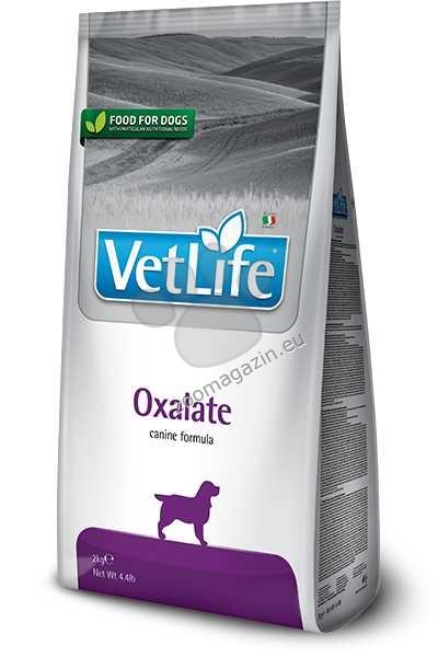 Vet Life Natural Diet Dog Oxalate - диета за кучета с оксалатна уролитиаза 2 кг.