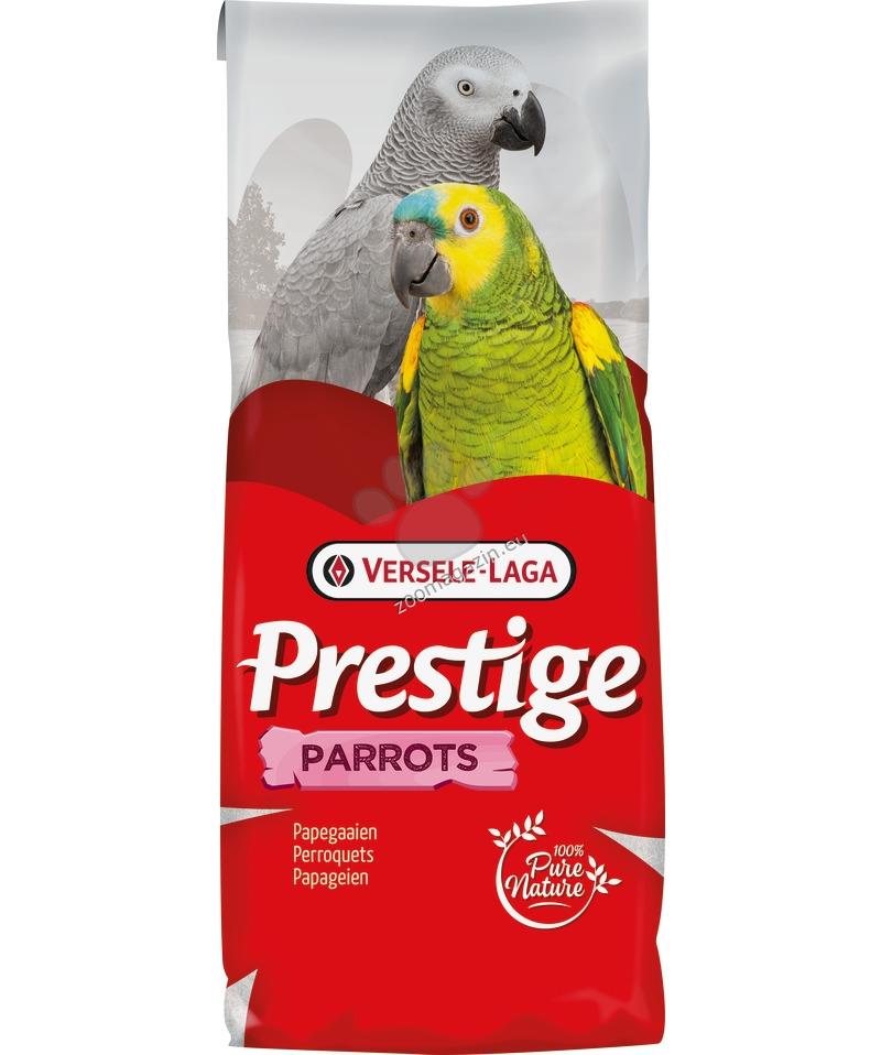 Versele Laga - Prestige Parrots Fruit Mega - храна за големи папагали с добавени плодове 15 кг.