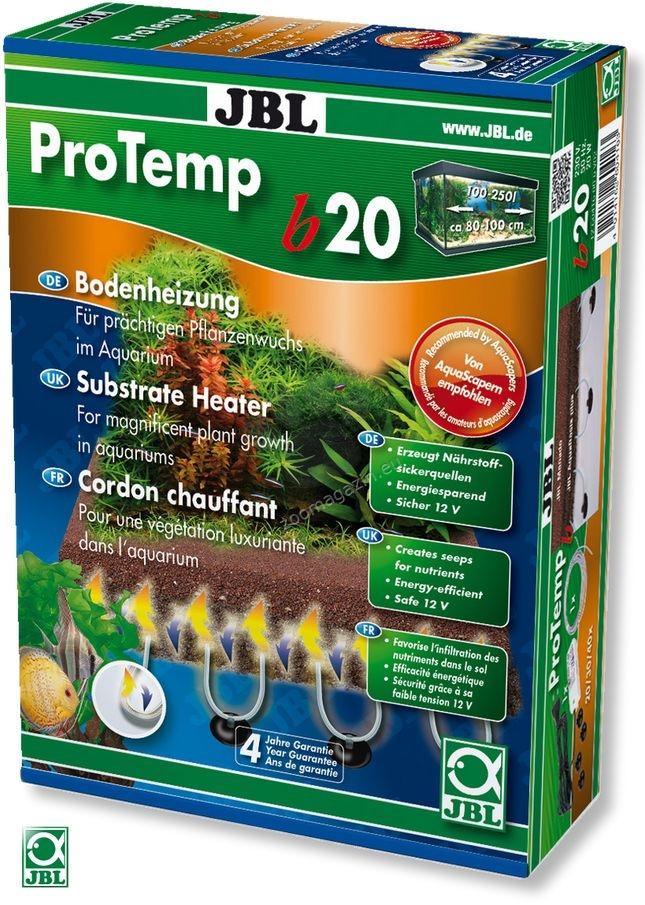 JBL ProTemp b20 - за аквариуми с дължина 80 - 100 см.